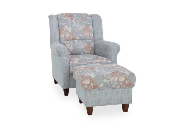 Sessel + Hocker Fünen