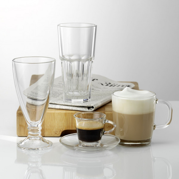 Cappuccinoglas-Set COFFEE SELE
