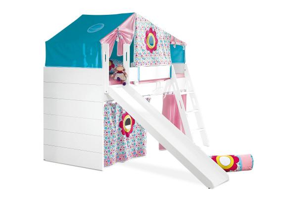 Spielbett Fiona Höhe 120 cm