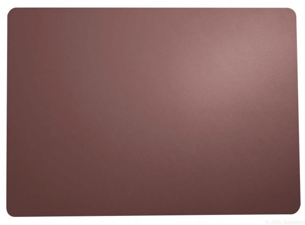 Tischset plum
