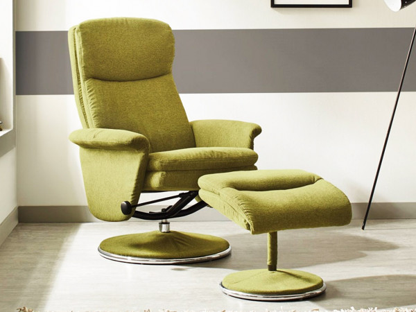 Relax Sessel Romy grün