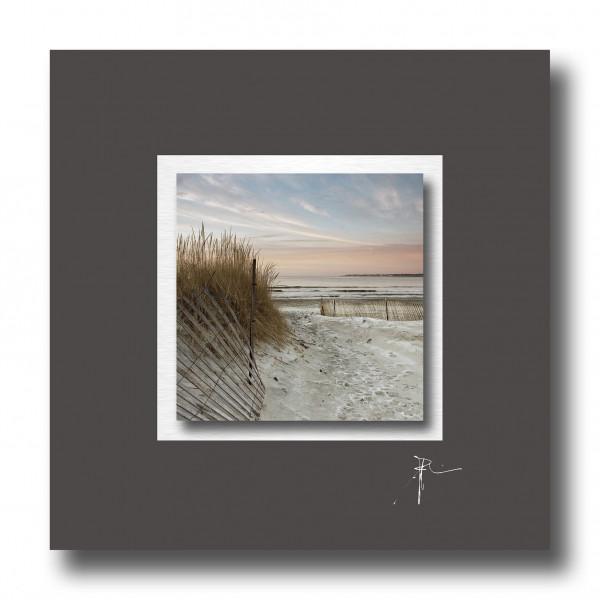 Acrylglasbild Alupassepartout (BH 50x50 cm)