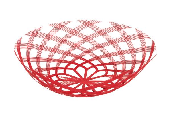 Schale WIRE RED