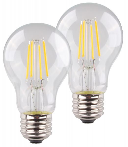 2x Retro-LED Birne 4W (40W)
