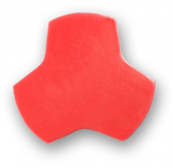 Speichenkappen rot 10038-90R