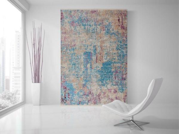Webteppich Colorful (BL 200x290 cm)