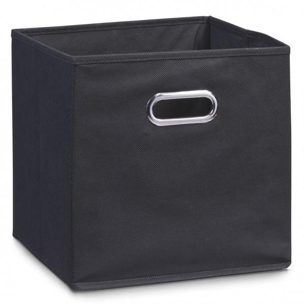 Box FURORE schwarz (BHT 32x32x32 cm)