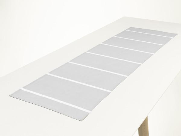 Tischläufer Halbleinen