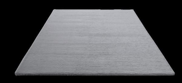 Teppich PLUSH grau
