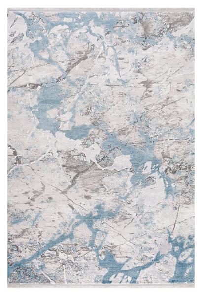 Teppich SANAT RESIM blau
