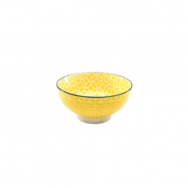 Müslischale Mediterran curry (DH 15,5x7,5 cm)