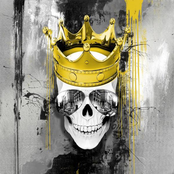 Originalbild DEAD HEAD I