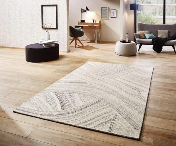 Teppich NATURE LOOP grau