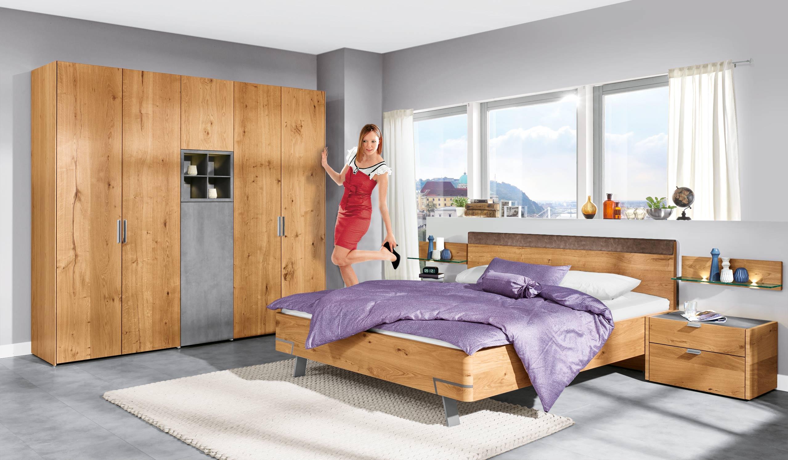 Schlafzimmer HÜLSTA Fena