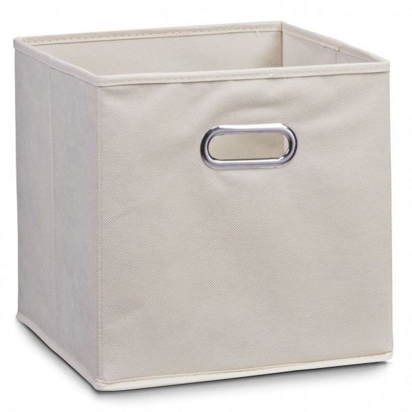 Box FURORE beige (BHT 32x32x32 cm)